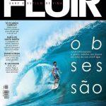 Revista Fluir queda de cabelo surf sol